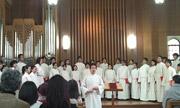 唱歓会総会と新入会員歓迎会