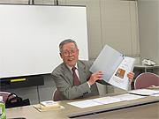 川村顧問講演