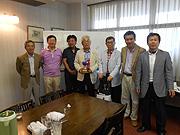 松山地区関関同立同窓会親睦ゴルフコンペ