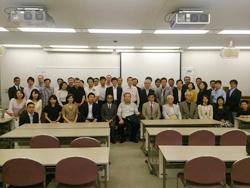 KG-MBAマネジメント研究会 集合写真