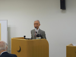 ESS同窓会東京支部第4回英語サロン 開催時の写真