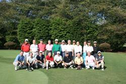 東西四大学合唱連盟OBゴルフコンペ