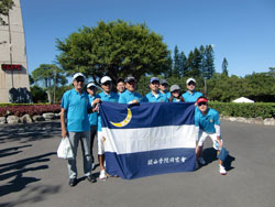 台湾支部関関同立ゴルフ対抗戦