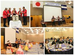 関西学院創立125周年記念 西宮支部総会・新年会