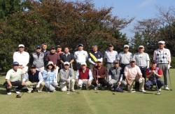 第9回四国支部ゴルフコンペ