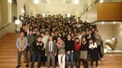 経済学部上村ゼミ新年会