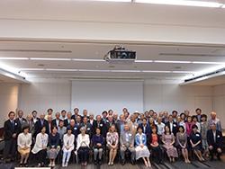 ESS同窓会東京支部第14回英語サロン グルーベル教授講演会