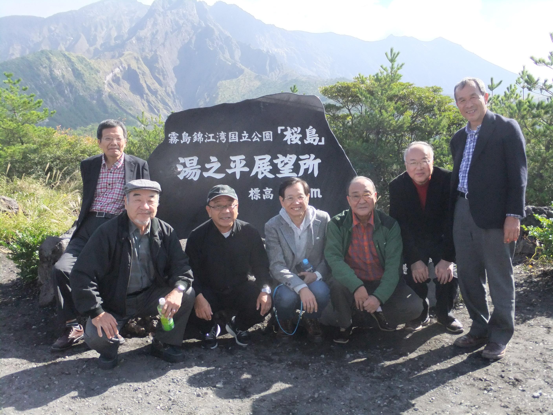 啓明寮49年卒同期会(H29/11/3-4)