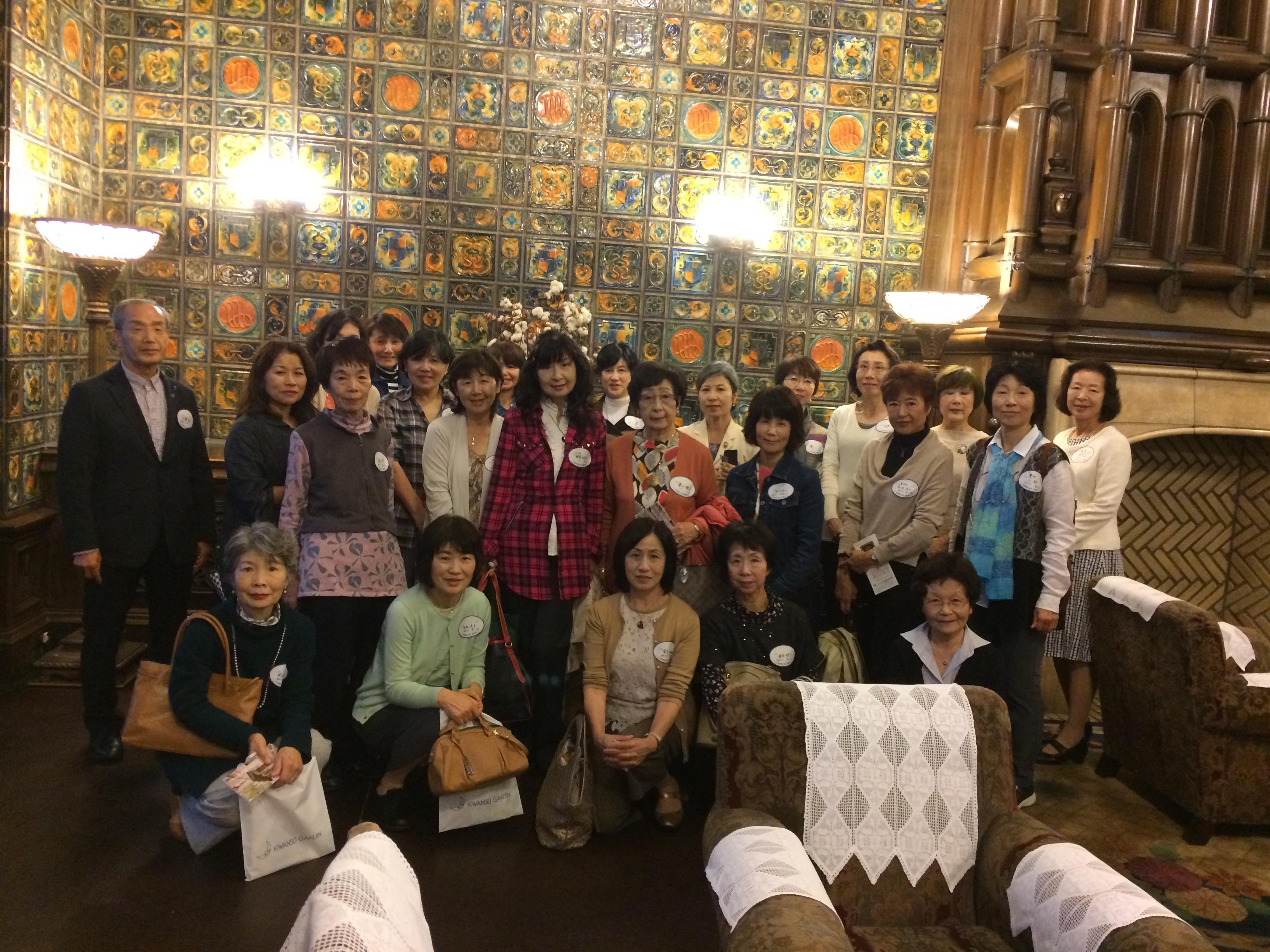 北摂支部女性の会 2017年10月28日(土)