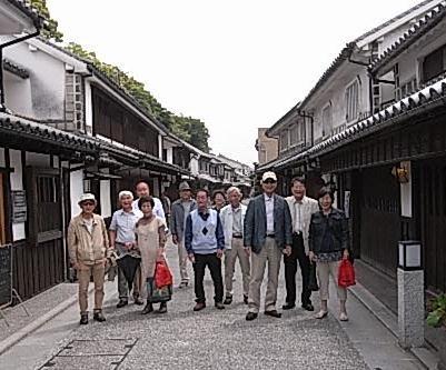 関学六口会 in OKAYAMA 第41回(1968年 文学部英文科Bクラス)