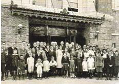カナダ・メソヂスト・ミッションの宣教師たち/1922(T11)