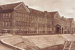 中学部校舎/1919(T8).6.5再建