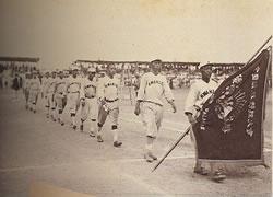 第6回全国中等学校野球大会で優勝/1920(T9).8.19