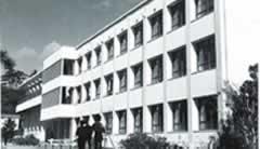 社会学部校舎/1960/(S35).9.12 竣工