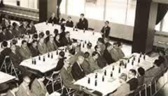 理学部・社会学部開設披露/1961(S36).10.14 学生会館ホール