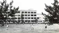 理学部校舎/1931(S36).6.1 竣工