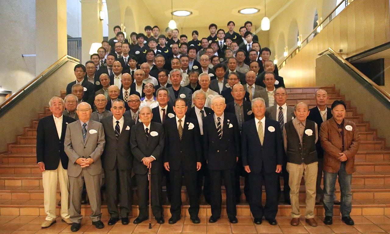 重量挙部創立60周年記念式典開催