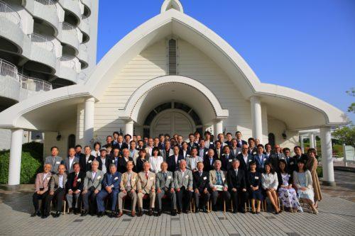 経済学部 金子精次ゼミ開講60周年記念同窓会総会