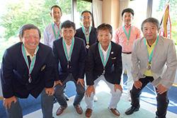 高等部野球部OB会「第14回ゴルフ甲子園にて準優勝」