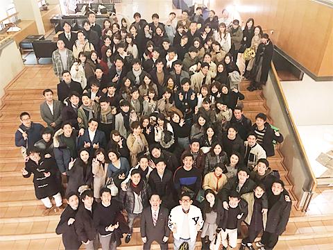 第10回 上村会(新年会)
