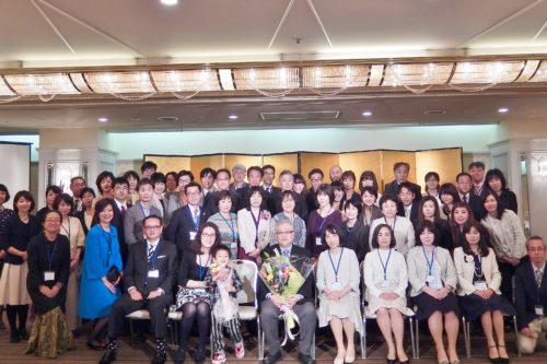 社会学部・人間福祉学部 芝野松次郎名誉教授ご退職記念パーティー 4月7日