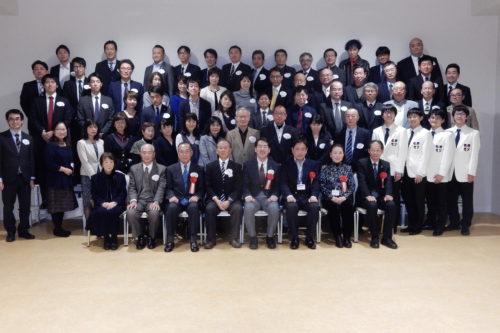 関西学院同窓会宮崎支部設立40周年記念行事