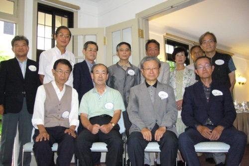法学部真砂ゼミ第6期生(昭49年卒)を中心とした同窓会 6月20日