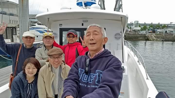 香川支部 第1回 瀬戸内クルージング