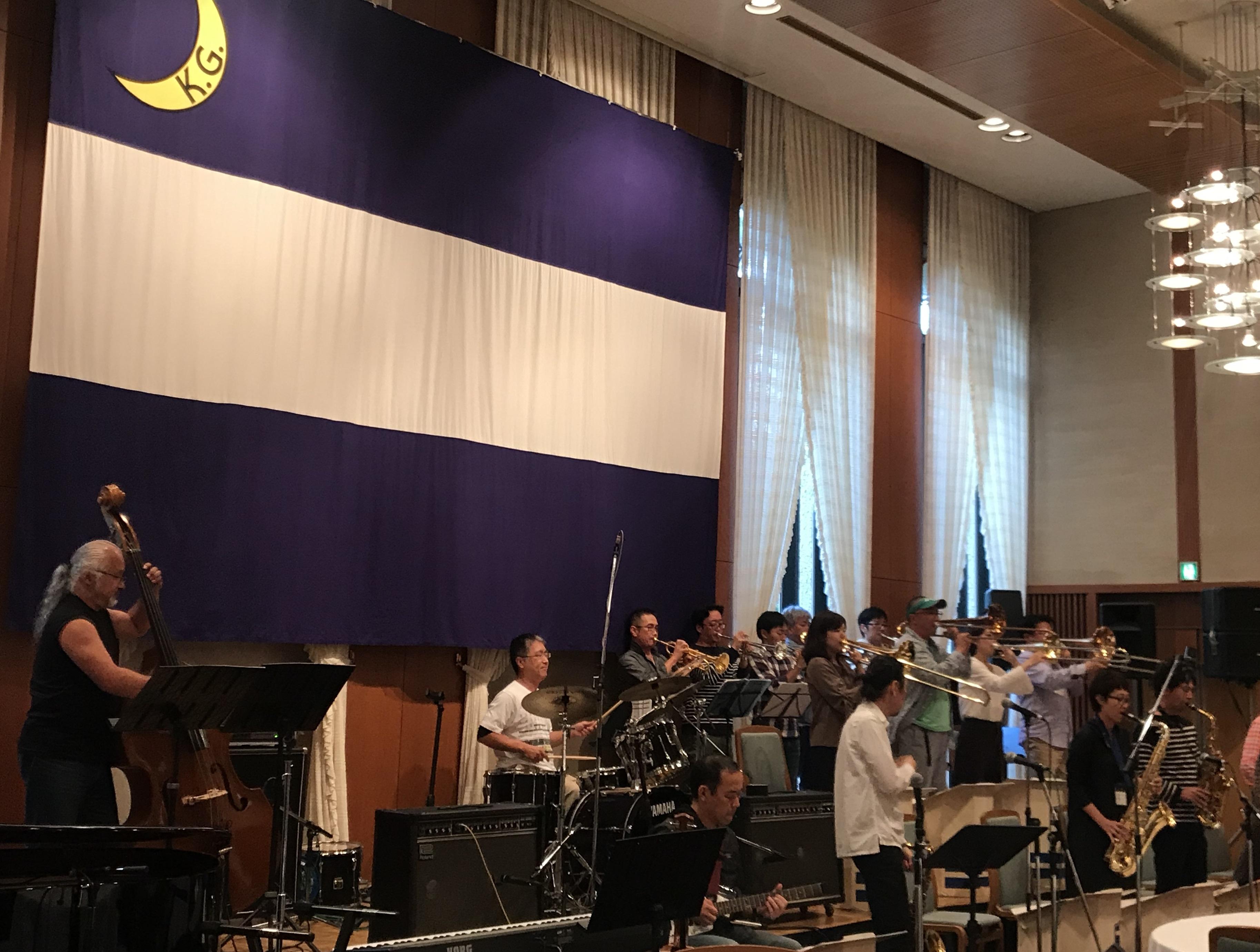 軽音楽部OB・OG会総会
