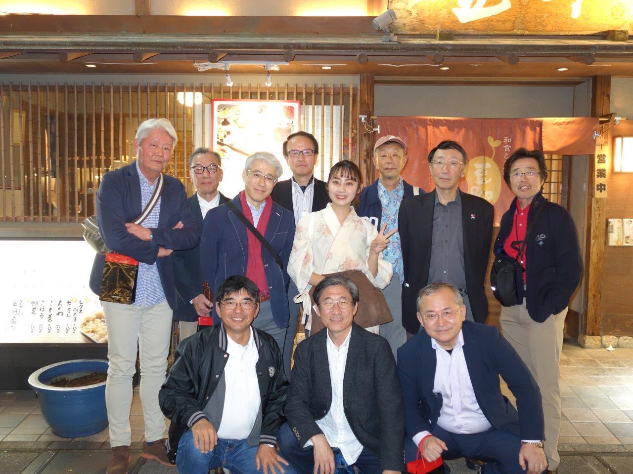 77年経済学部卒小寺ゼミ会