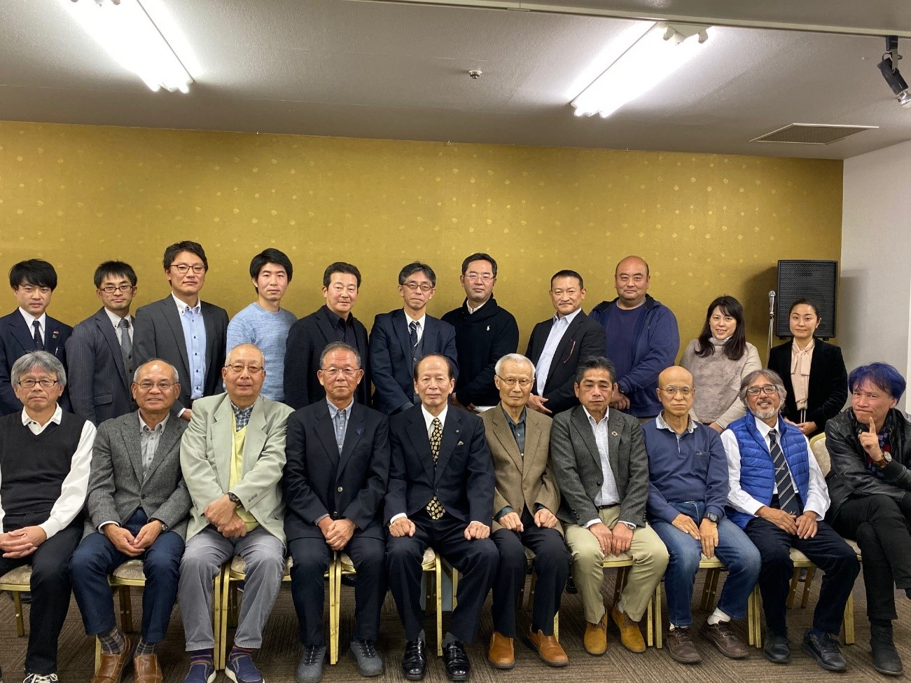 関西学院同窓会宮崎支部「忘年会」