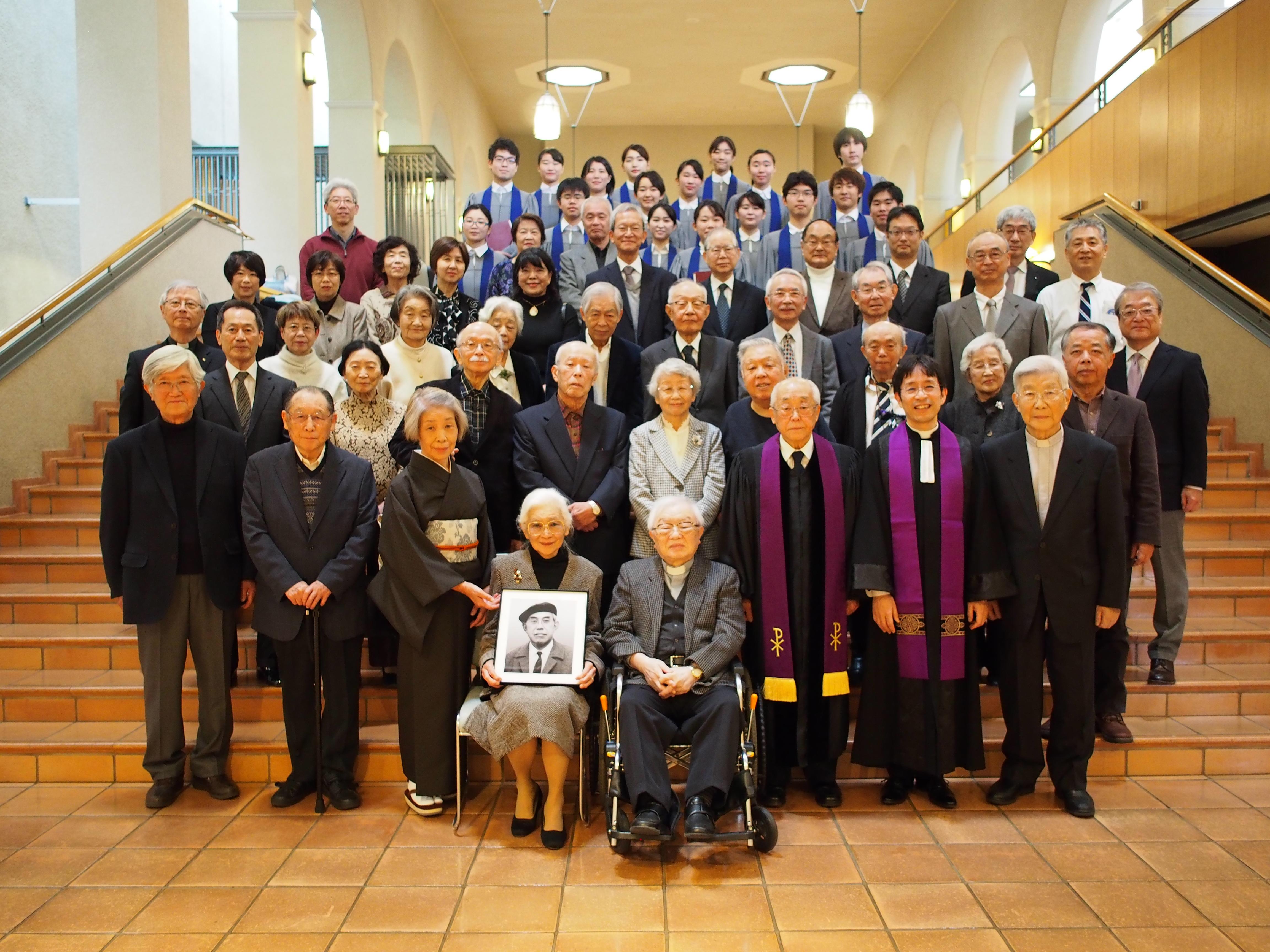 唱歓会(関西学院聖歌隊OB会)総会