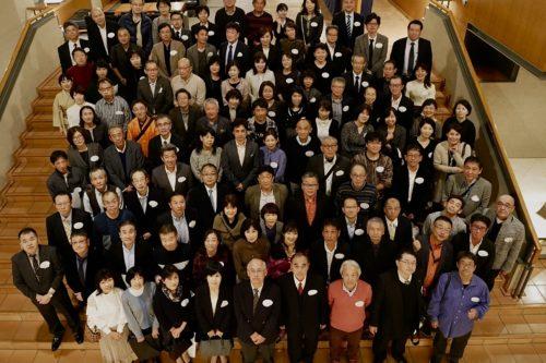 「K.G. Walking Society50周年を祝う会」